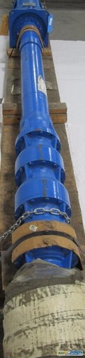 NEW WORTHINGTON 10H75-3 STEEL VERTICAL TURBINE PUMP 850GPM 105FT