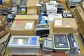 1 PALLET OF ASSORTED ELECTRONICS, CONTROLLERS, MODULES, ALLEN BRADLEY, SQUARE D, BENTLY NEVADA