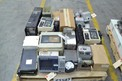 1 PALLET OF ASSORTED ELECTRONICS, CONTROLLERS, MODULES, OPEATORS, ALLEN BRADLEY, BAILEY, RELIANCE