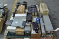 1 PALLET OF ASSORTED ELECTRONICS, MODULES, CONTROLLERS, FOXBORO, ROSEMOUNT, ALLEN BRADLEY, SQUARE D