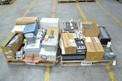 2 PALLETS OF ASSORTED ELECTRONICS, CONTROLLERS, MODULES, FOXBORO, SQUARE D, RELIANCE