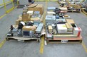 4 PALLETS OF ASSORTED ELECTRONICS, MODULES, RELAYS, CONTROLLERS, ALLEN BRADLEY, ABB, FOXBORO