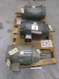 LOT OF 3 20 HP AC ELECTIRC MOTORS, US MOTOR, 256JM