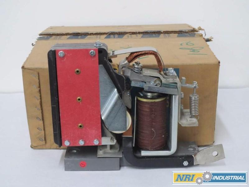 GENERAL ELECTRIC GE 17CM55A4A LOCOMOTIVE RENEWAL PARTS DC CONTACTOR
