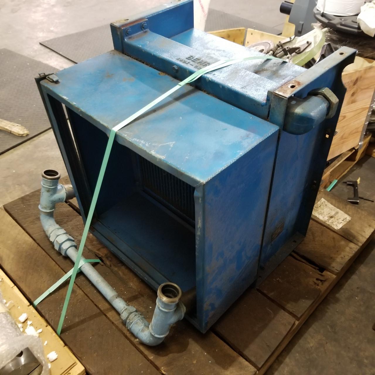 Behr 25 092 00 Forced Air Radiator Heat Exchanger