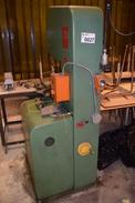 DoALL CONTOUR VERTICAL MACHINE BAND SAW
