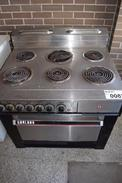 GARLANDS ELECTRIC INDUSTRIAL 6 BURNER OVEN