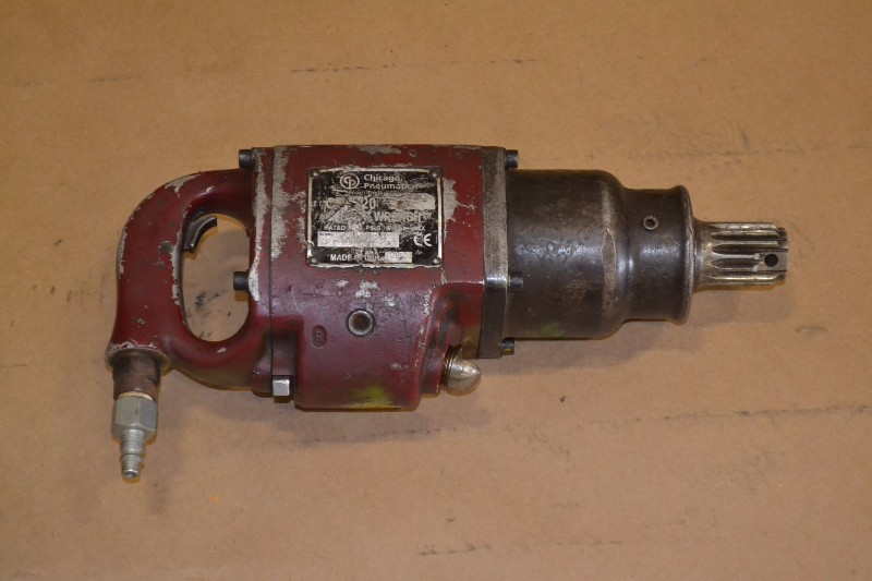 CHICAGO PNEUMATIC TORQUE WRENCH