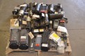 1 PALLET OF ASSORTED SERVO MOTORS