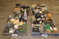 4 PALLETS OF ASSORTED CONTROLS, MODULES, PCB'S