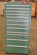 12 DRAWER TOOLBOX WITH CONTENTS
