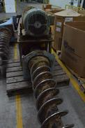 SUNDS DEFRIBRATOR P-4005 SIDE SCREW FEED ASSEMBLY (LOCATION BRAMPTON)