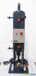 THERMATECH 30GAL RECEIVING TANK W/ PUMP ASSEMBLY