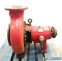 GOULDS 3196XLT 8X10-18G STAINLESS CENTRIFUGAL PUMP