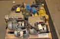 1 PALLET OF ASSORTED METERING, VACUUM PUMPS