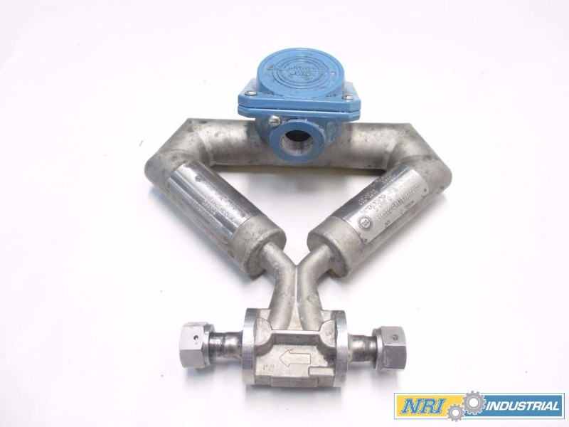 MICRO MOTION CMF025M319NC STAINLESS MASS FLOW SENSOR