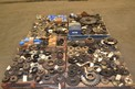 4 PALLETS OF ASSORTED SPROCKETS