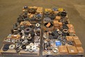 4 PALLETS OF ASSORTED PULLEYS & SHEAVES