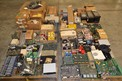 4 PALLETS OF ASSORTED CONTROLS, MODULES