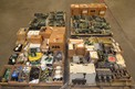 4 PALLETS OF ASSORTED CONTROLS, PCB'S, MODULES