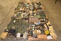 6 PALLETS OF ASSORTED CONTROL, PCB'S, MODULES