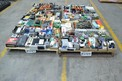 4 PALLETS OF ASSORTED ELECTRONICS, MODULES, RELAYS