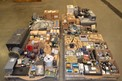 4 PALLETS OF ASSORTED CONTROLS, MODULES, SENSORS