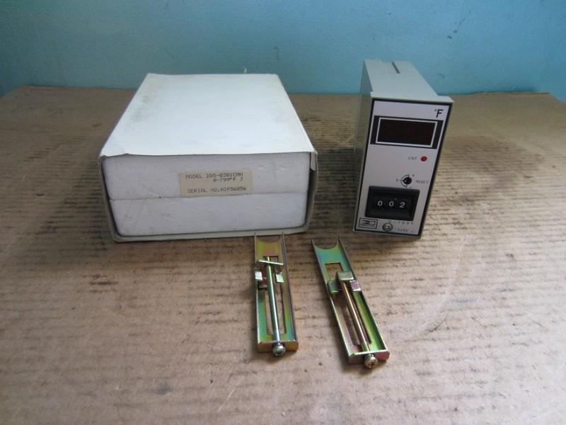 Sigma DD5 Type J Thermocouple Digital Temperature Controller 0-799 Degree 110/220V NEW