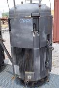 WESTINGHOUSE 200 HP VERTICAL ELECTRIC MOTOR
