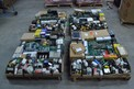 4 PALLETS OF ASSORTED CONTROLS