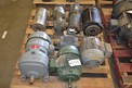 4 PALLETS OF ASSORTED AC/DC MOTORS, .25 HP-10HP