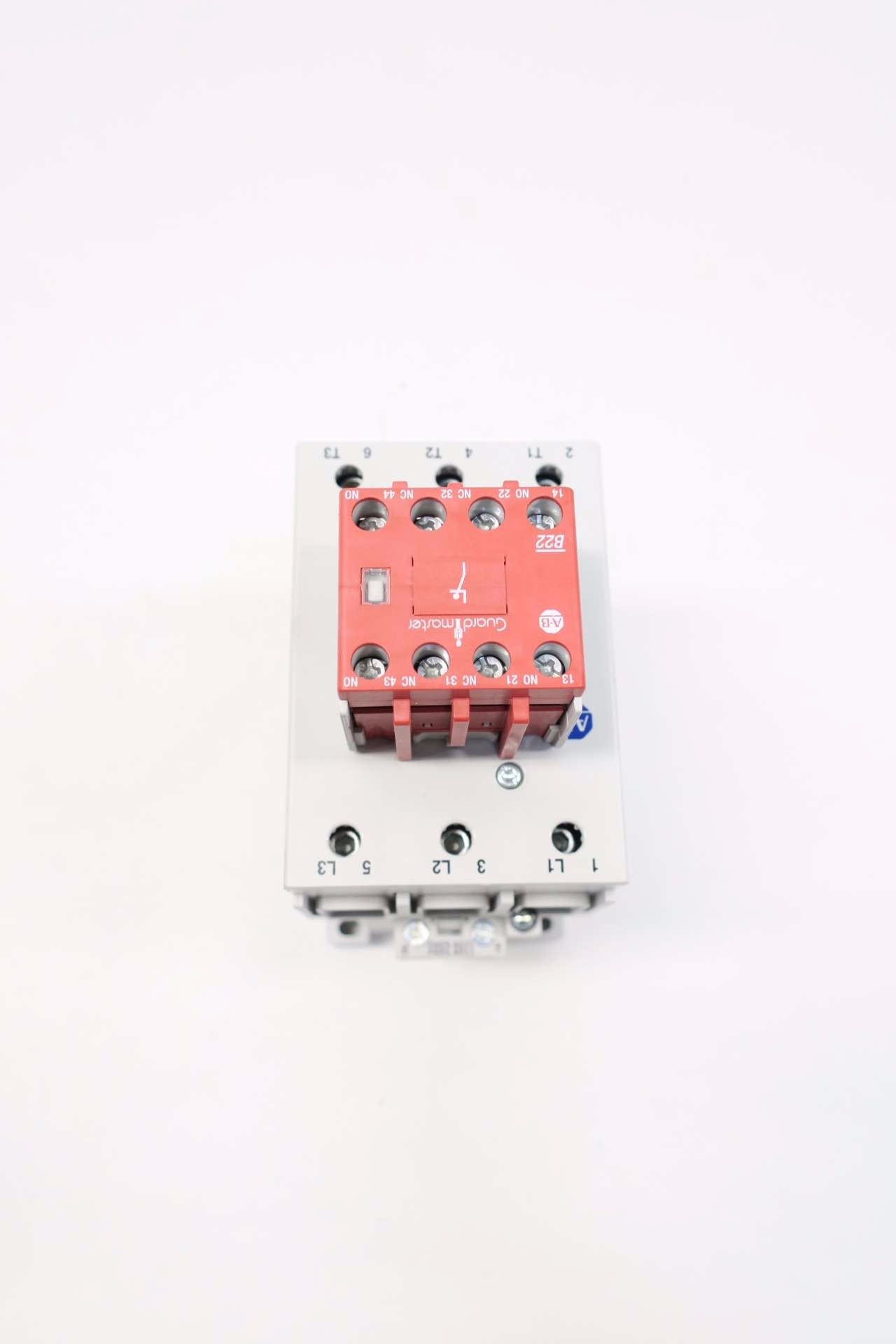 NEW ALLEN BRADLEY 100S-C72D22C AC SAFETY CONTACTOR 50HP