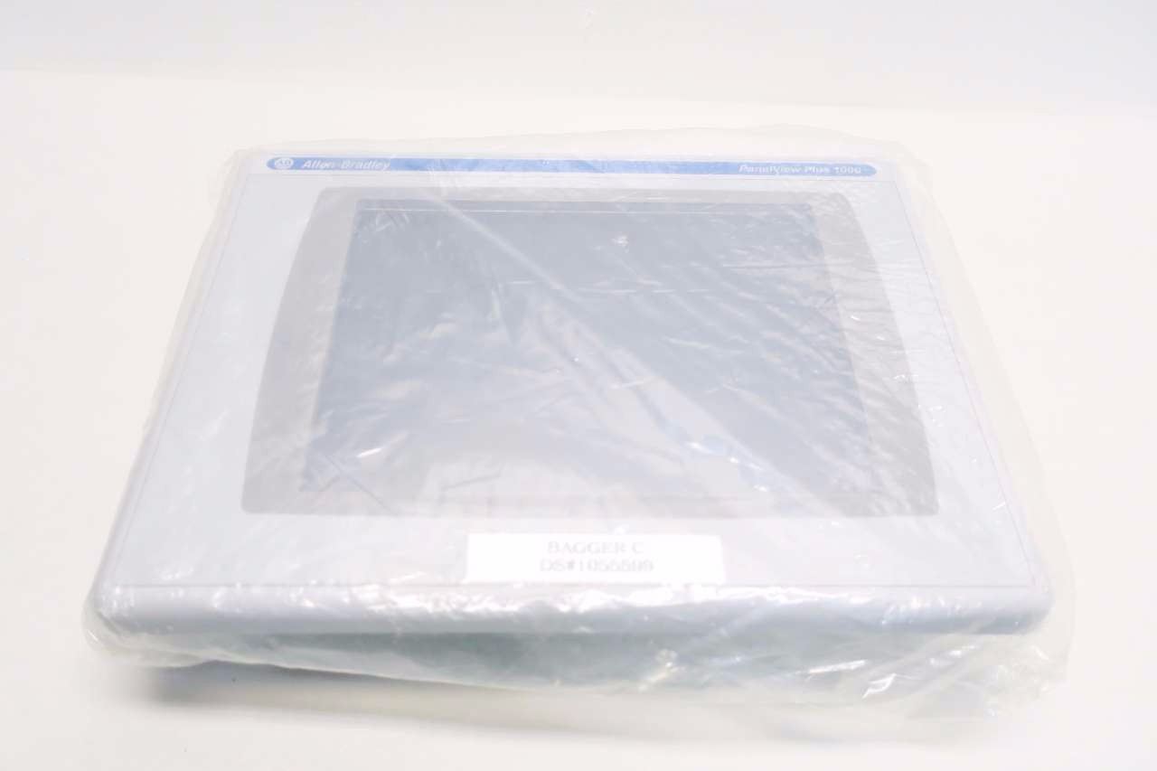 NEW ALLEN BRADLEY 2711P-T10C4D1 PANELVIEW PLUS 1000 INTERFACE PANEL