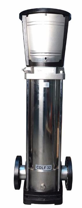 CR, CRE, grundfos style, EVM Ebara style, BVM Berkeley style, vertical multistage pump, stack, ,20hp,256tc,CDLF20-8U