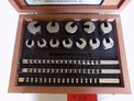 DUMONT MINUTE MAN BROACH SET NUMBER 80 METRIC