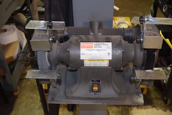 DAYTON 8 INCH 2LKR9 3/4 HP ARBOR/HUSILLO