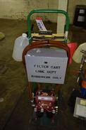 PORTABLE TRI CO HYDRAULIC PUMP ASSEMBLY HEIGHT 3/4 HP MOTOR