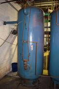 WOOD AIR COMPRESSOR RECEIVER TANK