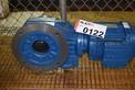 SEW KAF67DRE90M4 GEAR MOTOR 1.5 HP 102.6:1 230/460 V