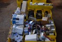1 PALLET OF VALVES AND VALVE REPLACEMENT PARTS