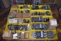 1 PALLET OF MOTOR STARTERS AND ELECTRICAL PARTS