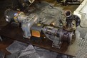 VIKING KK125 GEAR PUMP WITH DORRIS GEAR REDUCER, BALDOR 5 HP MOTOR