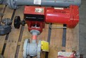[TEST LOT] MASONEILAN 3 IN STEEL CONTROL VALVE