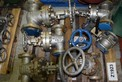 [TEST LOT] LOT OF ASSORTED 2 IN TO 4 IN WEDGE GATE AND BALL VALVES NEWAY, KITZ