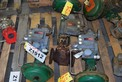 [TEST LOT] LOT OF 3 FISHER I IN TO 2 IN STEEL CONTROL VALVES