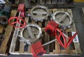 [TEST LOT] LOT OF 3 BRAY 12 IN CLASS 150 BUTTERFLY VALVE