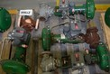 [TEST LOT] ASSORTED LOT OF 4 FISHER 1.5 IN - 2 IN STEEL CONTROL VALVES