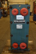 [TEST LOT] ALFA LAVAL SUPERCHANGER HEAT EXCHANGER