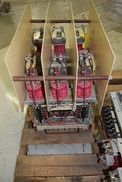 [TEST LOT] FEDERAL PIONEER TYPE VC5 400 A 4.16/4.6 KVA VACUUM CONTACTOR