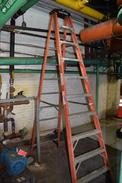 WERNER 9 STEP LADDER